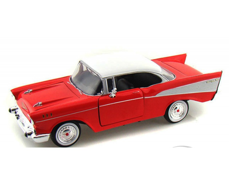 CHEVY BELAIR 1957 ESCALA 1:24
