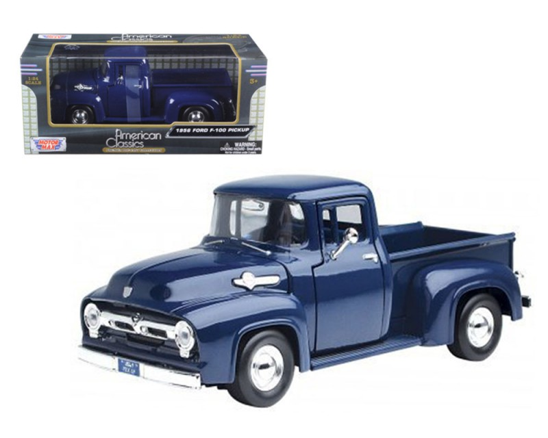 FORD F-100 PICKUP 1956 ESCALA 1:24