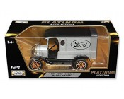FORD T PADDY WAGON GRIS ESCALA 1:24