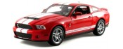 SHELBY GT500 2010 ESCALA 1:18
