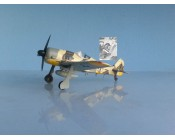AVION FOCKE WULF 190A-6 AS EMIL LANG LUFTWAFFE, 1943 ESCALA 1:72