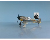 AVION FOCKE WULF 190 A6 AS MAX STOTZ ESCALA 1:72
