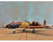 AVION A-10 THUNDERBOLT, USAF, IRAQ 1990 ESCALA 1:72