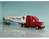 CAMION METALICO FREIGHTLINER FLD-120 REEFER ESCALA 1:54