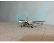 AVION P-38  LIGHTING USAF ESCALA 1:72