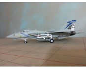 "AVION F-14B TOMCAT VF-143 ""PUKING DOGS"" ESCALA 1:72"