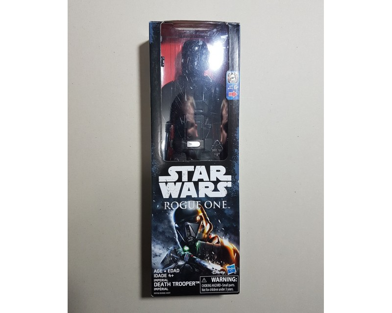 Star Wars 12 Pulgadas Rogue One Death Trooper
