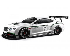 BENTLEY CONTINENTAL GT3 ESCALA 1:24