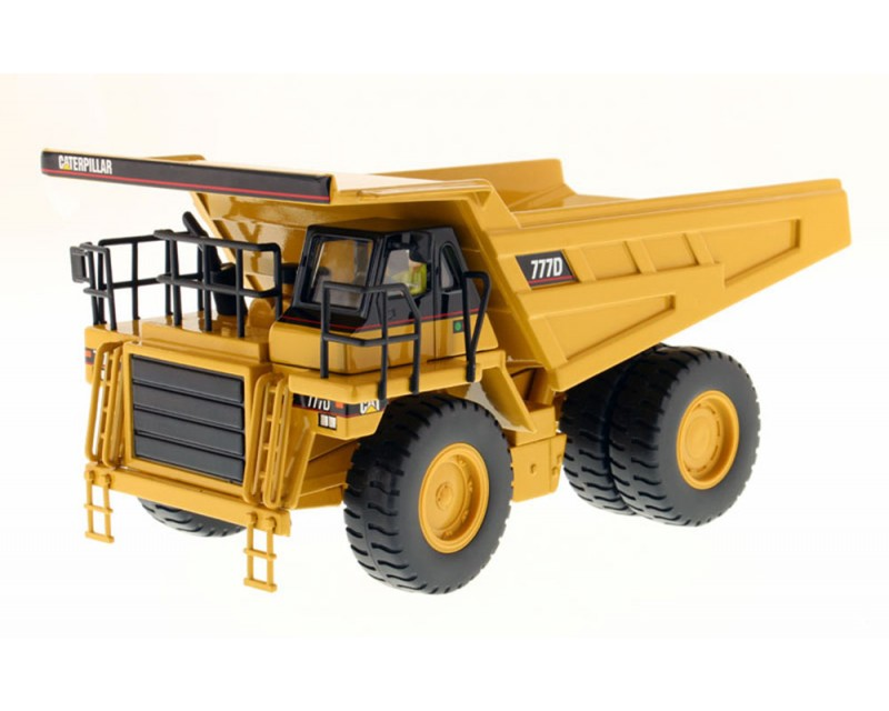 CAMION DE EXTRACCION MINERA CATERPILLAR 777D ESCALA 1:50
