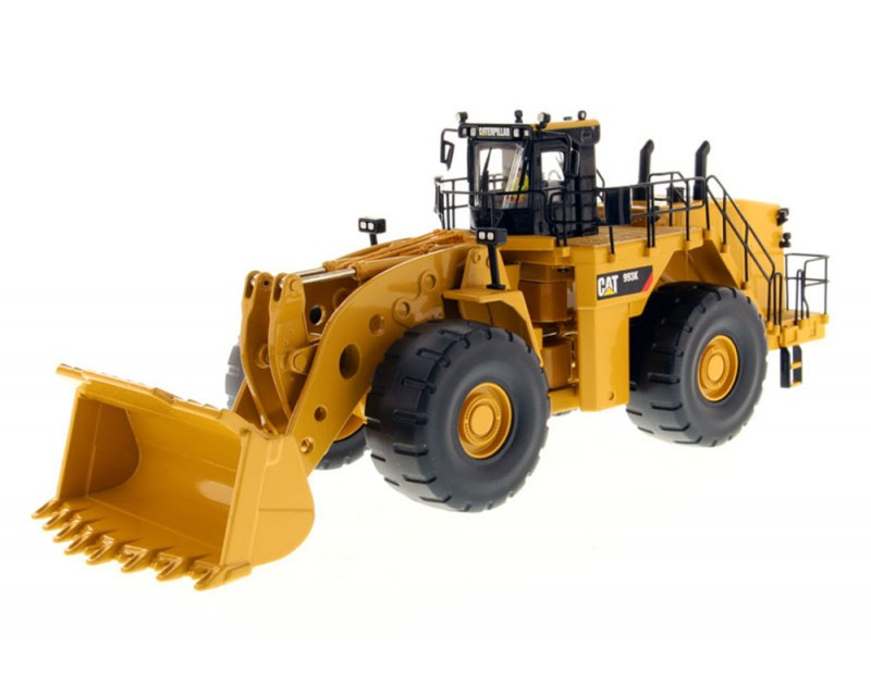 CARGADOR FRONTAL CATERPILLAR 993K ESCALA 1:50