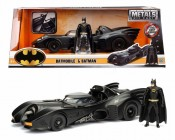 BATIMOVIL PELICULA  BATMAN 1989 ESCALA 1:24