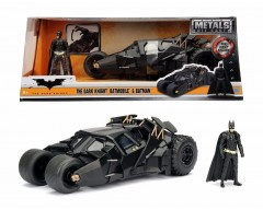 BATIMOVIL TUMBLER BATMAN THE DARK KNIGHT 2008 ESCALA 1:24