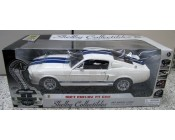 SHELBY GT500E 1967 ESCALA 1:18